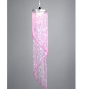 Other - Princess pink swirl cristal pink 4 ft